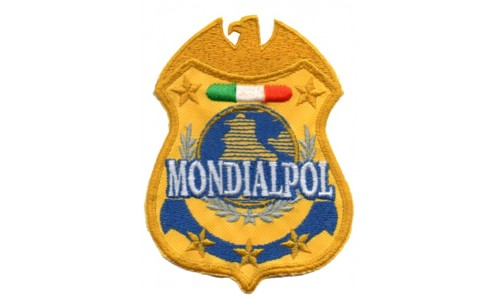 Patch Mondialpol